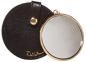 Robert Lee Morris Leather Compact Bracelet (Black) Bracelet