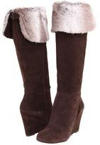 BCBGeneration Mocha High Boot (Onyx) - Footwear