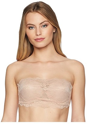 Fashion Forms Backless Strapless Bandeau Bra (Nude) Women's Bra
