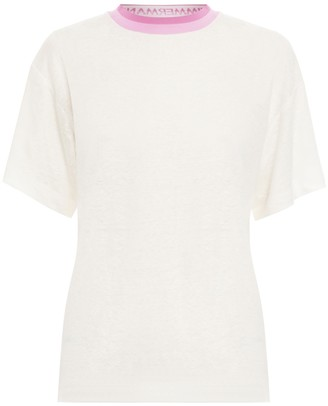 Zimmermann Super Eight Oversize Tee