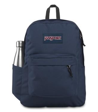 JanSport Backpack Superbreak Plus Navy