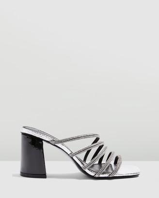 Topshop Rhonda Tube Heels