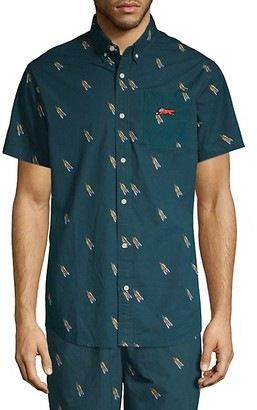 ICECREAM Lift Short-Sleeve Shirt