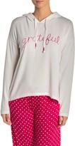 PJ Salvage Mon Cheri Grateful Pajama Hoodie