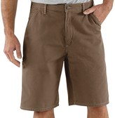 Carhartt Canvas Work Shorts - 8.5 oz. Canvas (For Men)