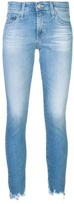 AG Jeans faded effect jeans