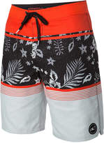 O'Neill Men's Lombok Palm-Print Board Shorts