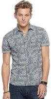 Rock & Republic Men's Printed Button-Down Shirt