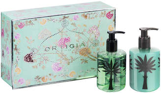 Ortigia Florio Body Cream & Liquid Soap Gift Set