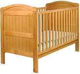 East Coast Nursery Country Cot Bed - Natural
