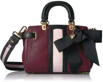 Juicy Couture Trousdale Leather Mini Daydreamer 2 Satchel