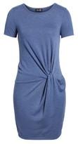 Dee Elly Women's Knot Front Sheath Dress