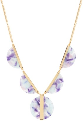 Kate Spade On The Dot Statement Necklace