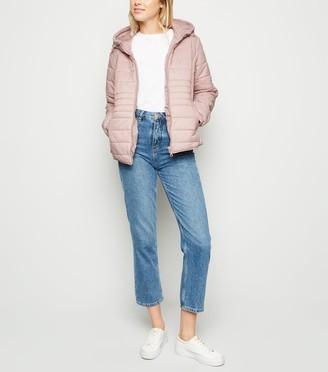 New Look Hooded Lightweight Puffer Jacket