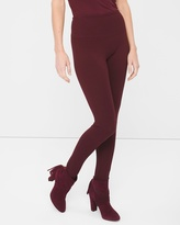 White House Black Market Solution Ponte Leggings