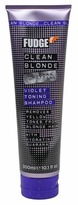 Fudge Clean Blonde Violet Toning Shampoo 300ml