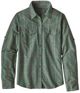 Green Button Up Shirt Womens - ShopStyle