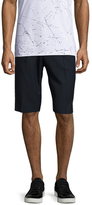 Antony Morato Pleated Buckle Shorts