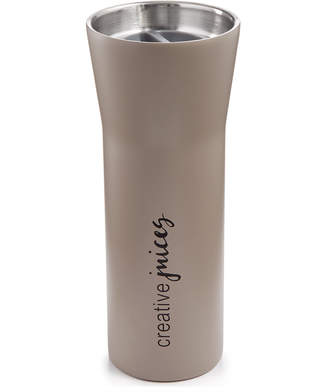 The Cellar 16-oz. Stainless Steel Double-Walled Hot Beverage Gray Tumbler