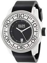 Elini Barokas Men's ELINI-12989-01 Equinox Analog Display Swiss Quartz Watch