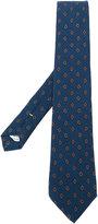 Canali geometric pattern tie