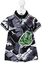 Dolce & Gabbana tropical polo bodie