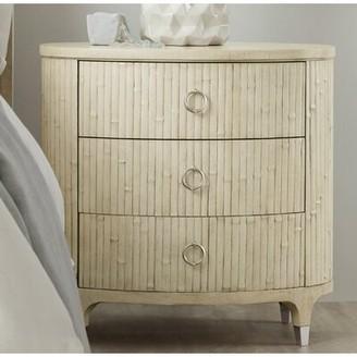 Hooker Furniture Novella Trail 3 Drawer Nightstand