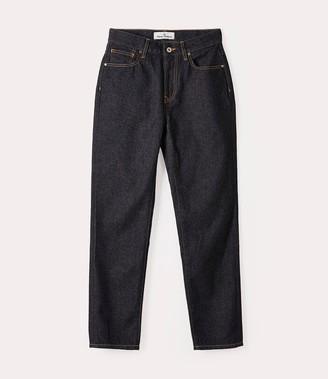 Vivienne Westwood W Harris Jeans Indigo