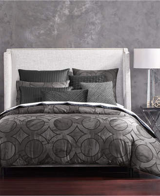 Hotel Collection Marble Geo King Comforter, Bedding