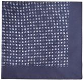 BOSS Abstract Dot Print Pocket Square