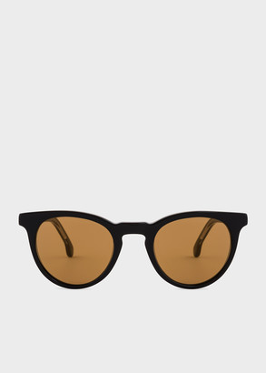 Paul Smith Black Ink 'Archer' Sunglasses