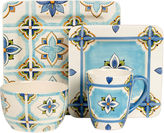 JCPenney JCP Home Collection HomeTM Mix-and-Match 4-pc. Patterned Place Setting