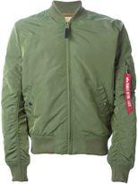 Alpha Industries classic bomber jacket - men - Nylon - S