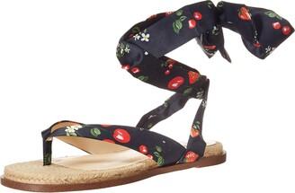 Jessica Simpson Women's Abramo Espadrille Sandal Flat