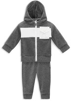 Moncler Infant Boys' Polar Fleece Hoodie & Pants Set - Sizes 9-24 Months