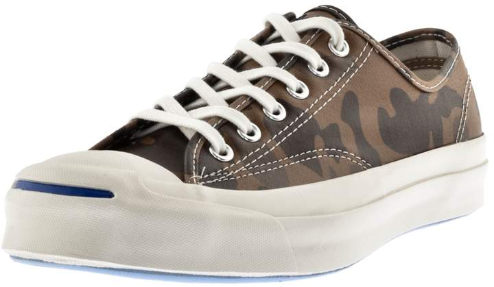 69ac444a9ba3b Jack Purcell Signature OX Trainers Brown