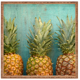 DENY Designs Tropical Large Square Tray
