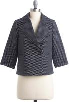 Tulle Clothing Make It Network Blazer