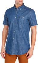 Wesc Orin Short Sleeve Slim Fit Shirt