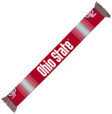 Forever Collectibles Ohio State Buckeyes Reversible Split Logo Scarf