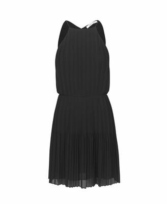 Samsoe & Samsoe Short Black Myllow Dress - xs