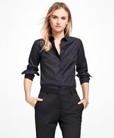 Brooks Brothers Petite Non-Iron Tailored-Fit Dress Shirt