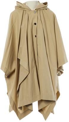 Hermes Beige Cotton Coats