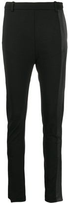 Ilaria Nistri slim fit trousers