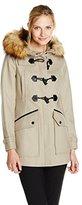 Andrew Marc Women's Cara Wool-Blend Toggle Coat