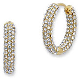 Jenny Packham Huggie Hoop Earrings