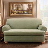 Sure Fit Sure FitTM Striped T-Cushion Sofa Slipcover