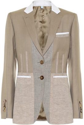 Burberry Wool-blend blazer