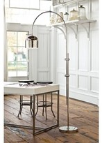 The Well Appointed House Regina Andrew Arc Polished Nickel Floor Lamp-