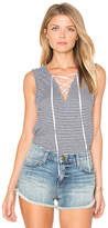 Splendid Taft Point Mini Stripe Tank